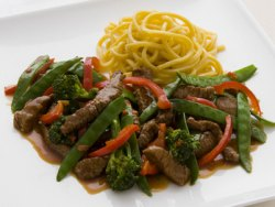 Chinese Beef & Vegetables
